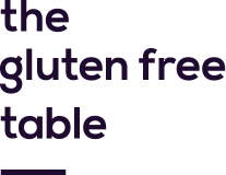 The Gluten Free Table Logo